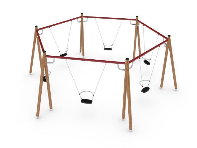 Swing Hexagon